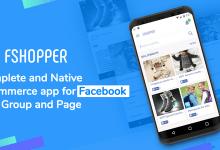 fShopper - Facebook Sayfası veya Grubu için Android Uygulaması İndir