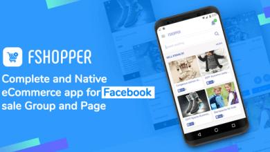 Photo of fShopper – Facebook Sayfası veya Grubu için Android Uygulaması İndir