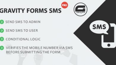 Gravity Forms SMS Pro v1.2.0 - WordPress SMS Eklentisi İndir
