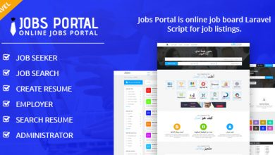 Photo of Jobs Portal – İş Kurma & İş Bulma Script İndir