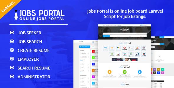 Jobs Portal - İş Kurma & İş Bulma Script İndir