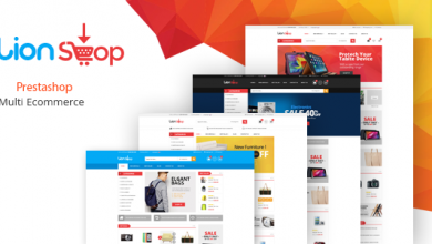 Photo of Lion v1.0 – Responsive Prestashop Tema İndir