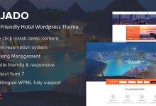 Mojado v3.0.0 - Mobil Dostu Otel WordPress Teması İndir