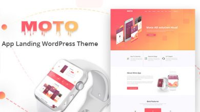 Photo of Moto – WordPress Tek Ürün Teması İndir