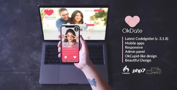 OkDate v3.2 - Tanışma Script ve Uygulaması İndir