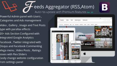 Photo of RSS News v2.7 – PHP İçerik Botu İndir