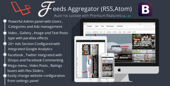 RSS News v2.7 - PHP İçerik Botu İndir