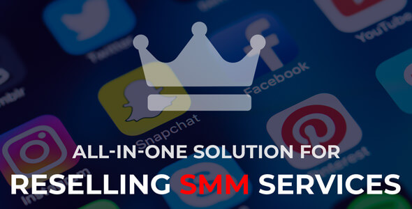 SMMKING - Sosyal Medya Pazarlama Paneli İndir
