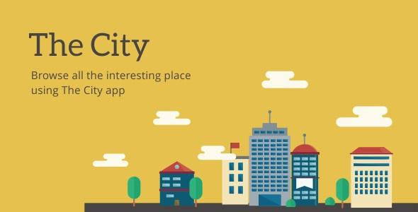 The City v6.3 - Şehir Rehberi Uygulamsı İndir