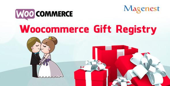 Woocommerce Gift Registry v2.5 - Woocommerce Hediye Eklentisi İndir