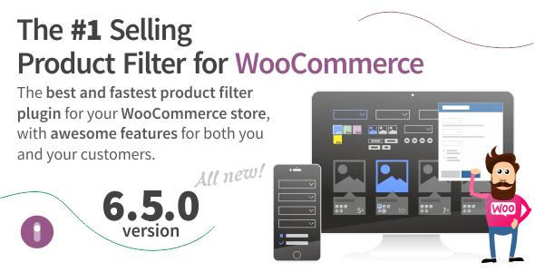WooCommerce Ürün Filtresi v6.6.3 İndir