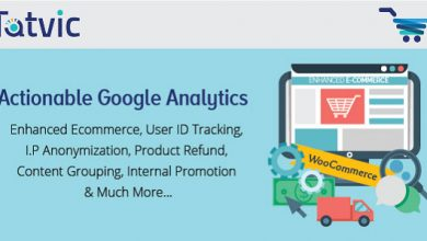 Photo of Actionable Google Analytics for WooCommerce v3.3.4 İndir