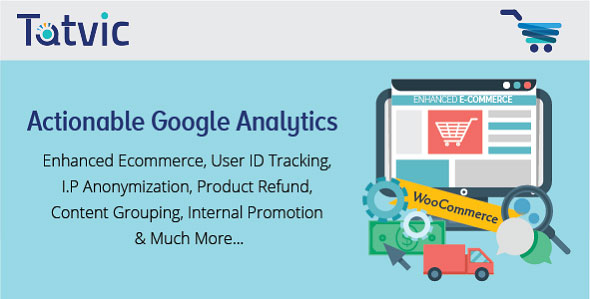 Actionable Google Analytics for WooCommerce v3.3.4 İndir