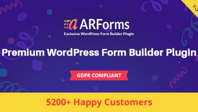 Photo of ARForms v3.6 – WordPress Form Oluşturma Eklentisi İndir