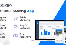 Bookify v1.3 - Çok Amaçlı Rezervasyon Script İndir