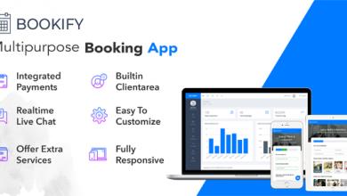 Photo of Bookify v1.3 – Çok Amaçlı Rezervasyon Script İndir