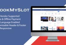 BookMySlot v1.1.0 - Çok Amaçlı PHP Rezervasyon Script İndir