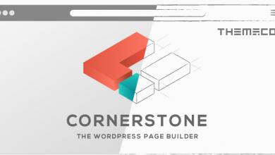 Photo of Cornerstone v3.4.2 – WordPress Sayfa Oluşturucu İndir