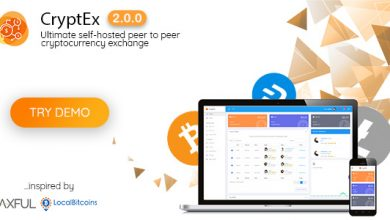 CryptEx - CryptoCurrency Exchange Script İndir