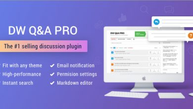 DW Question & Answer Pro v1.1.9 - WordPress Eklentisi İndir