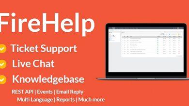 FireHelp v2.0.4 - Çok Amaçlı Canlı Destek Script İndir