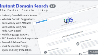 Photo of Instant Domain Search Script v2.0 – Domain Sorgulama Script İndir