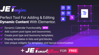 Photo of JetEngine v1.2.4 – Dinamik İçerik Ekleme ve Düzenleme Eklentisi İndir