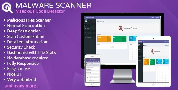 Malware Scanner v1.1 - Virüs Tarama Script İndir