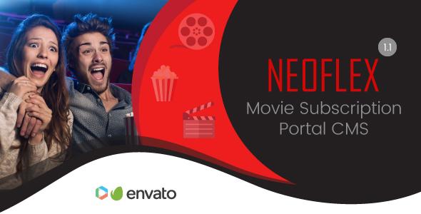Neoflex v1.1 - Film Abonelik Portalı Script İndir