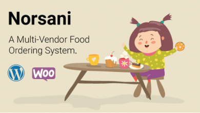 Norsani v2.0 - Yemek Sipariş Sistemi Eklentisi İndir