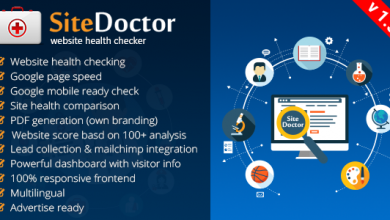 Photo of SiteDoctor v1.5.2 – Web Sitesi Analiz Script İndir