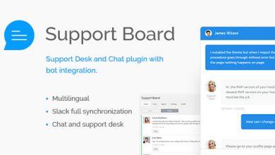 Photo of Support Board v1.2.7 – Canlı Destek Eklentisi İndir