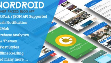 Photo of WorDroid v2.3 – WordPress Blog Uygulaması İndir