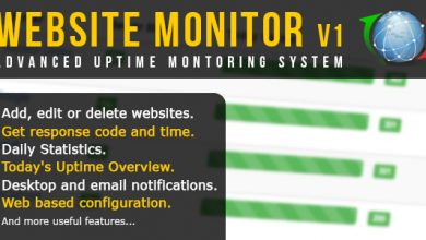 Advanced Website Uptime Monitor v1.4.4 İndir