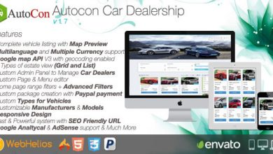 Autocon Car Dealership v1.7.0 İndir