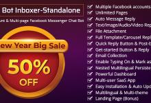 Bot Inboxer v2.2 - Facebook Messenger Sohbet Botu Script İndir