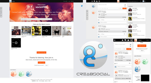 Crea8SocialPRO 7.2.1 Nulled İndir