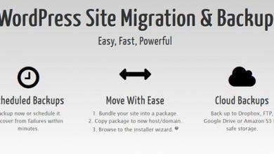 Photo of Duplicator Pro v3.7.9.1 – WordPress Site Taşıma ve Yedekleme Eklentisi İndir