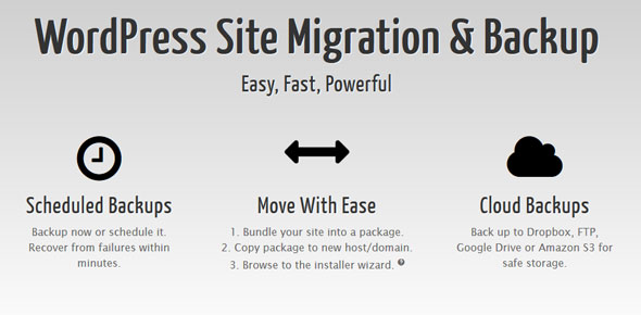Duplicator Pro v3.7.9.1 - WordPress Site Taşıma ve Yedekleme Eklentisi İndir