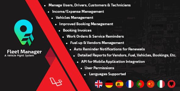 Fleet Manager v3.0 - Araç Yönetim Script İndir