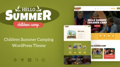 Photo of Hello Summer v1.0.1 – WordPress Çocuk Kampı Teması İndir