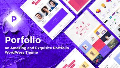 Photo of Porfolio v1.1 – WordPress Ajans ve Kişisel Portföy Teması İndir