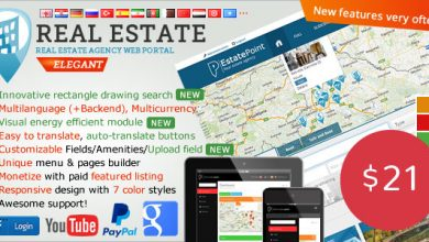 Real Estate Agency Portal v1.6.5 İndir