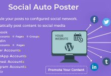 Photo of Social Auto Poster v2.9.4 – WordPress Eklentisi İndir