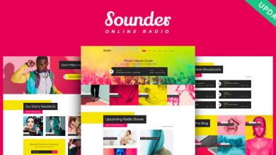 Photo of Sounder v1.0.1 – Online Radio WordPress Teması İndir