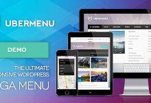 UberMenu v3.5 - WordPress Mega Menü Eklentisi İndir