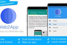 Photo of Web2App v3.3 – En Hızlı Android Webview Uygulaması İndir
