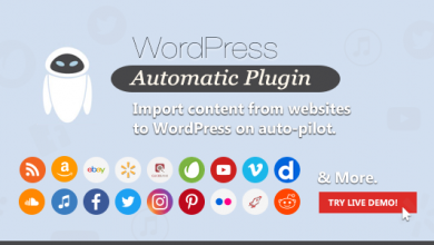 Photo of WordPress Automatic Plugin v3.42.0 İndir