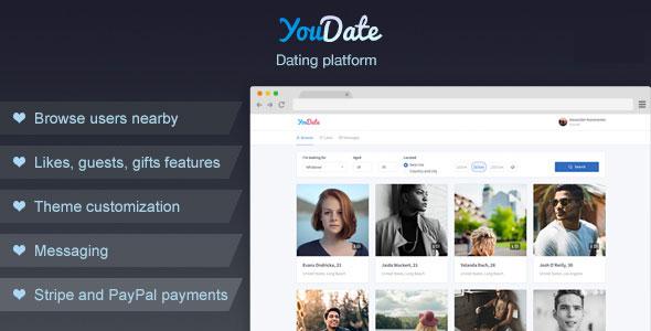 YouDate v1.6 - PHP Tanışma Script İndir