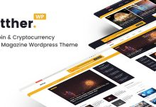 Bitther v1.0.5 - WordPress Magazin & Blog Teması İndir